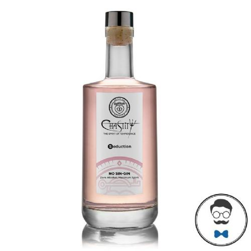 Chastity Seduction No Sin-Gin (0% ABV)
